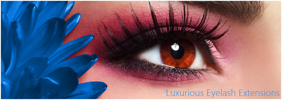 Luxurious Eyelash Extensions