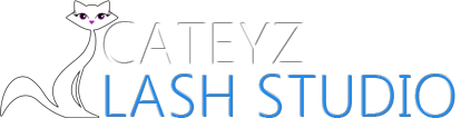 Logo, CATEYZ LASH STUDIO - Eyelash Stylist